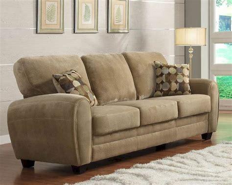 homelegance sofa homelegance sofa rubin in light brown finish el 9734br 3