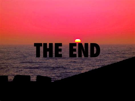 For The Of the end for presentation www pixshark images