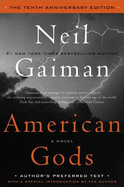 Pdf American Gods The Tenth Anniversary Edition by American Gods The Tenth Anniversary Edition Neil Gaiman