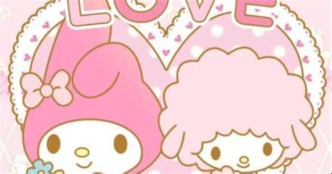 Iphone6 6s My Melody マイメロディ4 iphone壁紙 wallpaper backgrounds iphone6 6s and plus