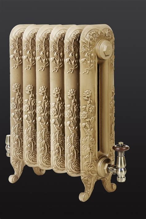decorative radiators cast iron radiators the montpellier cast iron radiator
