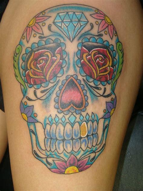tattoo diamond forehead 78 best images about sugar skull tattoos on pinterest