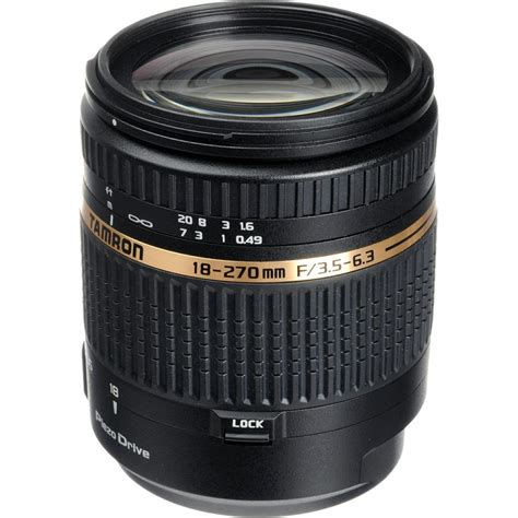 Tamron Af 18 270mm F 3 5 6 3 Di Ii Vc Pzd For Canon tamron af 18 270mm f 3 5 6 3 di ii vc pzd for canon