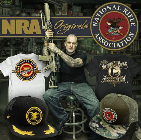 Hoodie West Coast Choppers La 2 Roffico Cloth Teams With Nra For A New Line Of Apparel