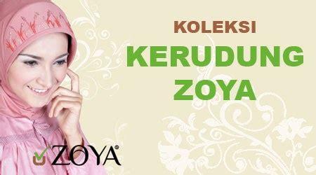 Kerudung Zoya Marsha Hb Casual trend fashion 2011 koleksi kerudung zoya