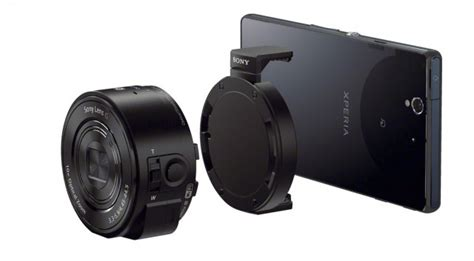 Sony Lens Dsc Qx100 sony qx lens style cameras for your smartphone is this the future of point and shoots