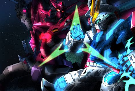 wallpaper hd gundam build fighter try gundam build fighters 14 background wallpaper animewp com