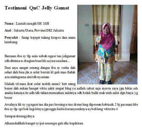 Qnc Jelly Gamat Syaraf Kejepit ciri ciri syaraf kejepit dan pengobatannya jelly gamat qnc