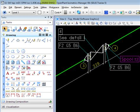 format dwg wiki how to use the isometric cleanup when the output format is