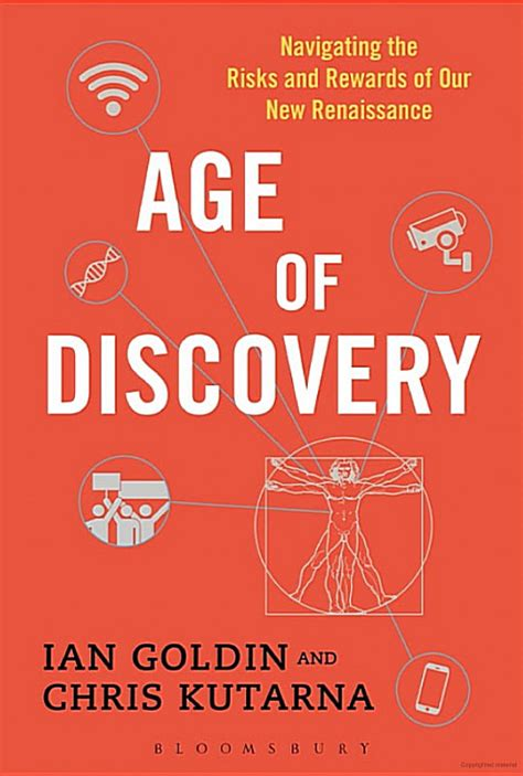 age of discovery navigating the risks and rewards of our new renaissance books linus nus libraries the happenings at nus