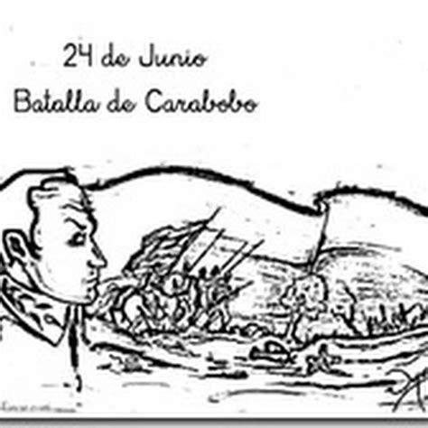 dibujos sencillos de la batalla de carabobo blogcolorear com dibujos para colorear disfraces y