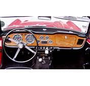 1967 Triumph TR4A IRS  Gentry Lane Automobiles