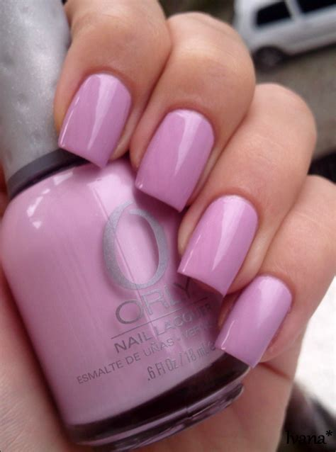 Orly Nail by Ivana Thinks Pink Orly Lollipop