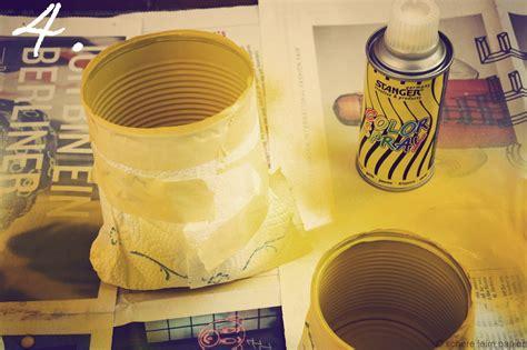 Weisse Farbe Die Gut Deckt by Buntes Dosen Recycling Schereleimpapier Diy F 252 R