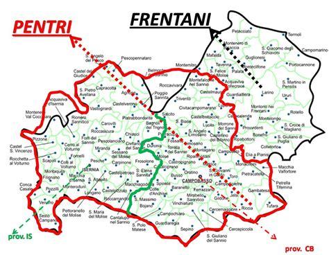 elenco comuni provincia di pavia regione molise soppressione di una o due province e dei
