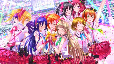 wallpaper anime love live love live r wallpaper 1920x1080 383547 wallpaperup