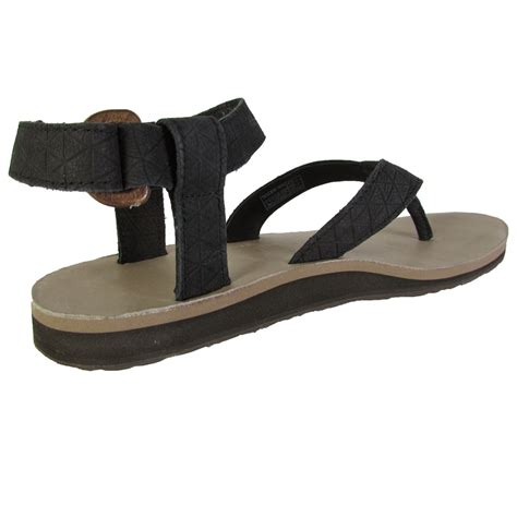 Sandal Pria Pakalolo Original 5 teva womens original sandal leather sandal shoes ebay