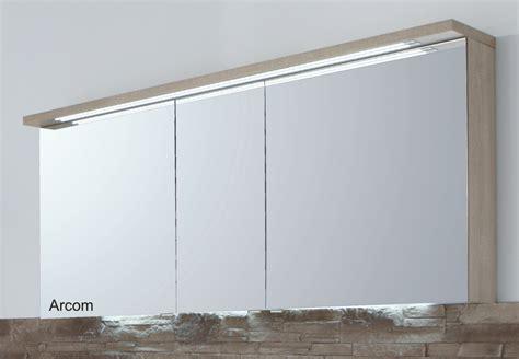puris line spiegelschrank 160 cm badm 246 bel arcom