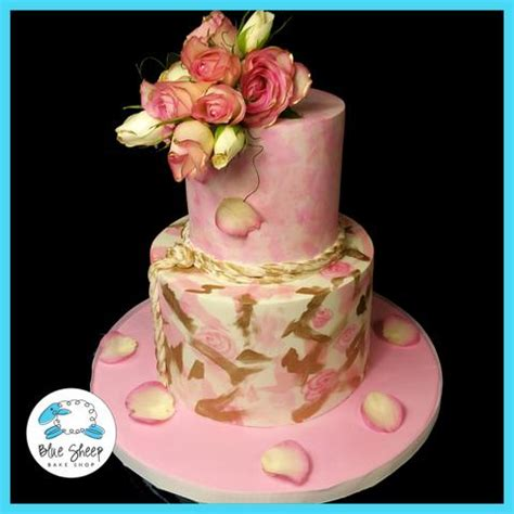 pink bridal shower cake ideas gold and black buttercream birthday cake blue sheep bake