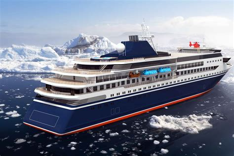 ship designer cruise ship designed for the ice ships monthly
