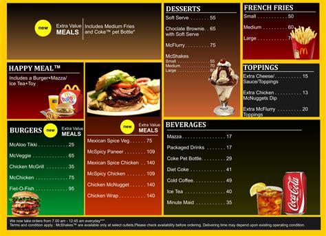 design menu coreldraw menu card sabhyatasdesign