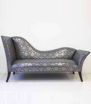silver chaise lounge classic chaise longue by bo jangles