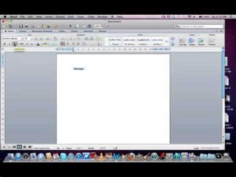 landscape layout on mac word introduction to microsoft word 2011 on mac word document