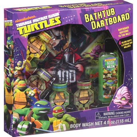 turtle bathroom set nickelodeon teenage mutant ninja turtles bathroom set walmart com