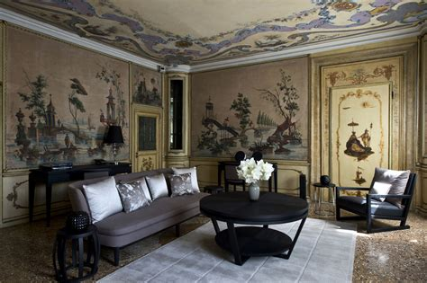 The Venice Room by Five Stylish Getaways In Europe