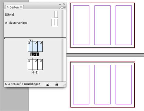Indesign Vorlage Flyer illustrator workflow tipps