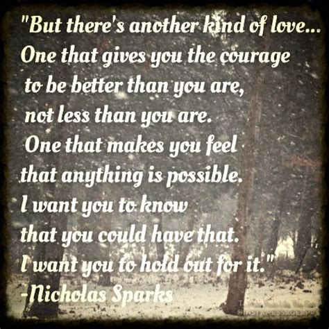 movie quotes nicholas sparks nicholas sparks quotes from movies quotesgram
