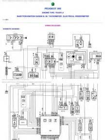 Peugeot 206 Engine Diagram Peugeot 206 Engine Wiring Diagrams Engine Free