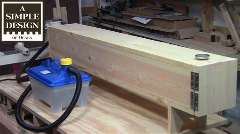 steam box woodworking plans build a steam bending box