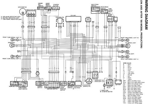 honda wave 125 electrical wiring diagram 40 wiring
