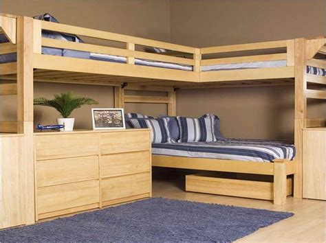 Bunk Bed With Desk And Dresser Maxtrix Low Loft Bed With Desk Dresser And Bookcase Within Bunk Bed With Dresser Bunk