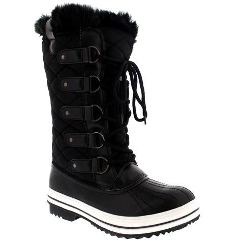 womens waterproof winter boots womens snow boot winter snow waterproof fur