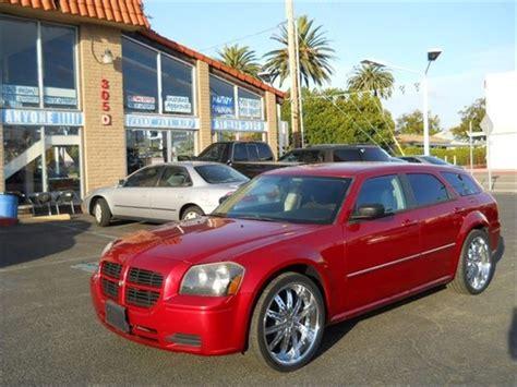 Mccune Chrysler National City Dodge Magnum National City Mitula Cars