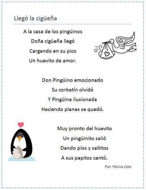 poemas infantil poema infantil perfecto para ense 241 ar el uso de la