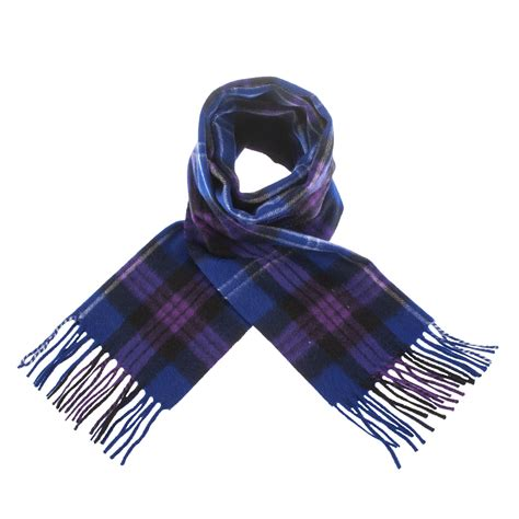hos collection multicolor tartan scottish luxury