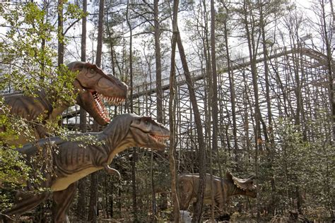 Cheap Places To Live by Kings Dominion Dinosaurs Alive A Real Richmond Review