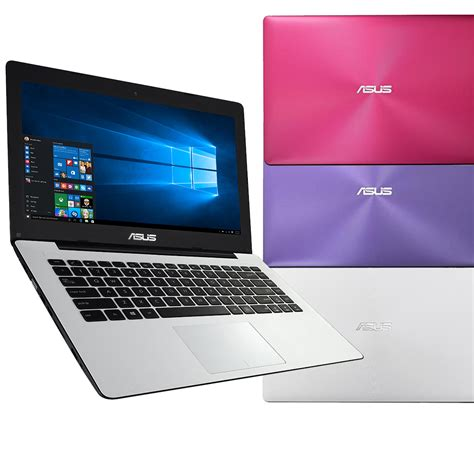 Lcd Led 14 0 Laptop Asus X453s X453sa X453sa Wx Series Murah asus x453sa 14吋 n3700 4g記憶體 500g硬碟 多彩超值文書機 加贈32g隨身碟 無線滑鼠 gohappy快樂購物網
