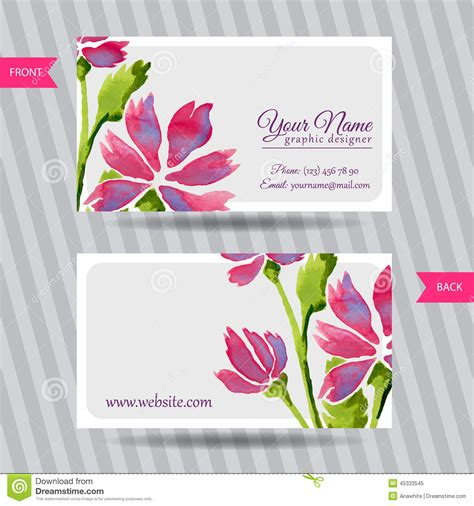 s day card template 2 side carte de visite professionnelle de visite 233 l 233 gante avec le