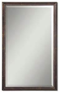 Vanity Mirror Houzz Uttermost Renzo Vanity Mirror Transitional Bathroom