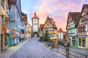 the 10 most magical small towns for your trip to germany routeperfect blog