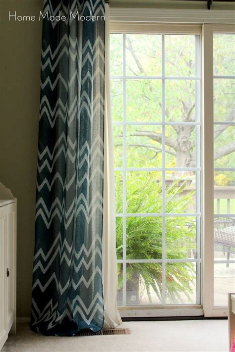 tuesday morning curtains inexpensive family room updates home made modern