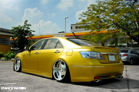 stanced toyota camry mode parfume camry stancenation form gt function