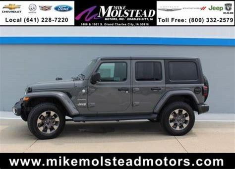 jeeps for sale in iowa jeep wrangler for sale in iowa carsforsale 174