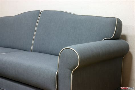 sofa 160 cm lang classic fabric sofa bed