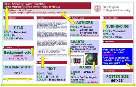 neco template new neco template free template design