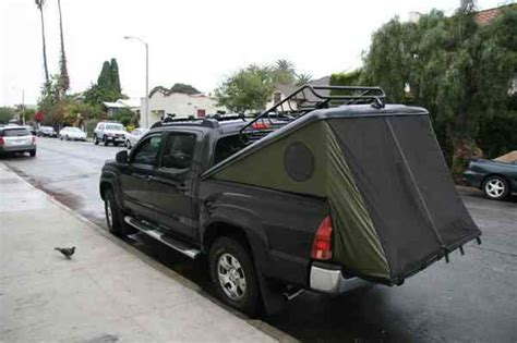 diy truck bed tent prepare your truck for zombie events real or fake sd